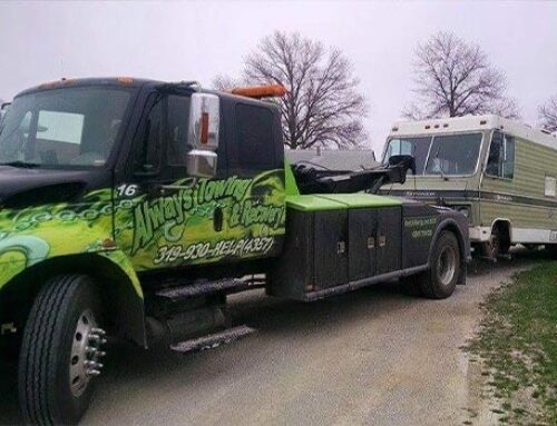 Towing in Tiffin IA
