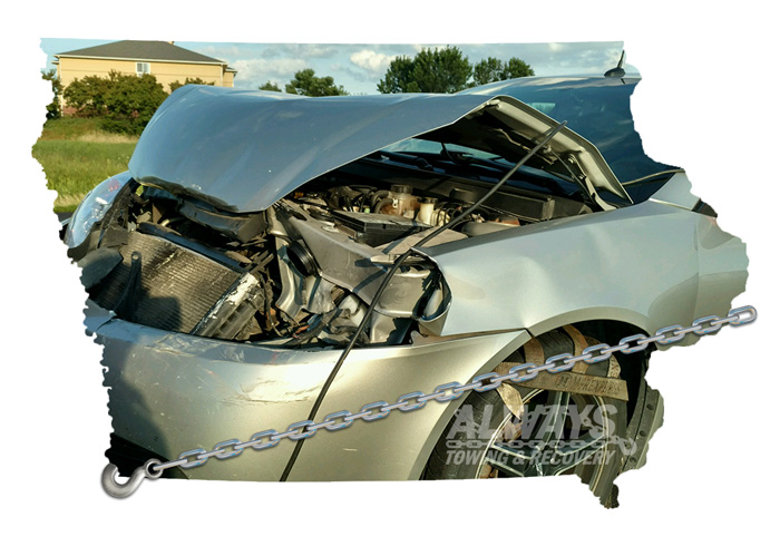 Junk Car Removal in Iowa City and North Liberty